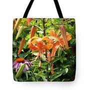Tiger Lilies Tote Bag