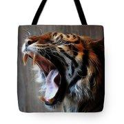 Tiger Roar Tote Bag