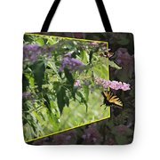 Tiger Swallowtail Oob-featured In Beautycaptured-oof-harmony And Happiness Tote Bag