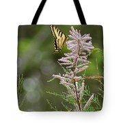 Tiger Swallowtails Tote Bag