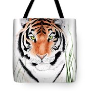 Tiger Tiger Where Tote Bag