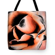 Tigers And Roses Tote Bag