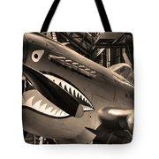 Tigershark Tote Bag