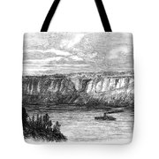 Tightrope Walker, 1860 Tote Bag