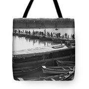 Tigris River Bridge Tote Bag