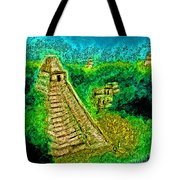 Tikal By Jrr Tote Bag