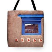 Tiles Below Window Tote Bag
