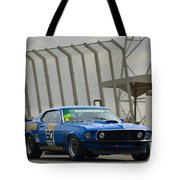 Tilley Racing Mustang Tote Bag