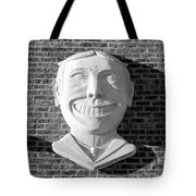 Tillie Of Coney Island In Black And White Tote Bag