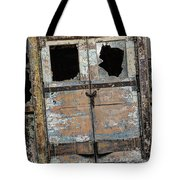 Tilted Tote Bag