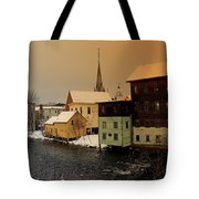 Tilton On The Winnipesaukee Tote Bag
