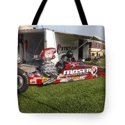 Tim Irwin Dragster Tote Bag