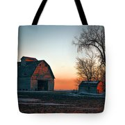 Timber Avenue Crib 3 Tote Bag
