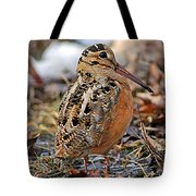 Timberdoodle The American Woodcock Tote Bag