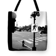 Time And Routes  Tote Bag