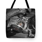 Time For A Ride Tote Bag