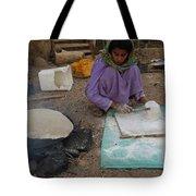 Time For Baking Bread Sinai Desert Egypt Tote Bag
