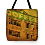 Time For Coffee Tote Bag
