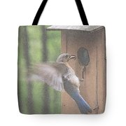 Time For Dinner Tote Bag