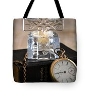 Time For God Tote Bag