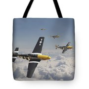 Time For Home Tote Bag