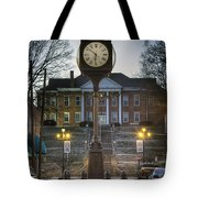 Time For Justice Tote Bag