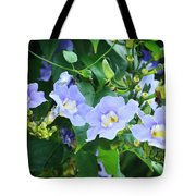 Time For Spring - Floral Art By Sharon Cummings Tote Bag