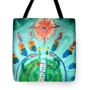 Time For Transformation Tote Bag