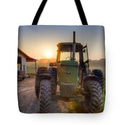 Time For Work Tote Bag