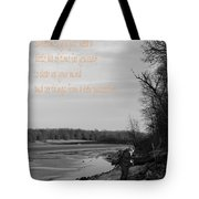 Time For Yourself Tote Bag