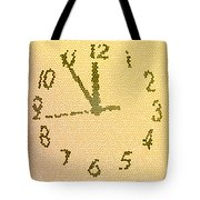 Time Fracture Tote Bag