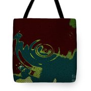 Time Fusion  Tote Bag