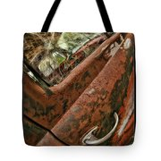 Time Has Past Tote Bag