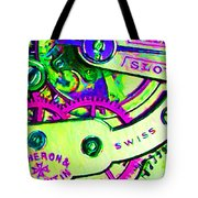 Time In Abstract 20130605m108 Tote Bag