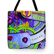Time In Abstract 20130605p36 Tote Bag