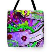 Time In Abstract 20130605p72 Tote Bag