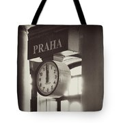 Time In History Tote Bag