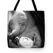 Time Is On My Side  Tote Bag