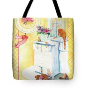 Time Is Ticking Tote Bag