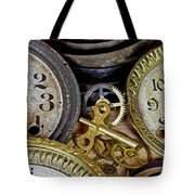 Time Long Gone Tote Bag
