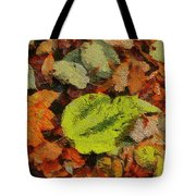Time Of The Season Tote Bag