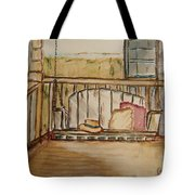 Time Out II Tote Bag