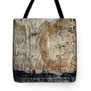 Time Overseas Tote Bag