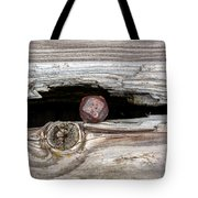 Time Rust Rot Tote Bag