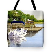Time To Cruise Tote Bag