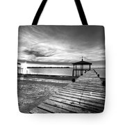 Time To Fish Tote Bag