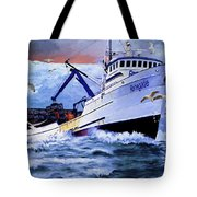 Time To Go Home Tote Bag by David Wagner