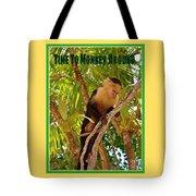 Time To Monkey Around Tote Bag