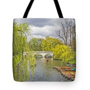 Time To Punt Tote Bag