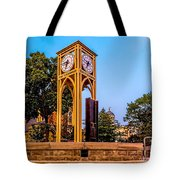 Time To Remember Tote Bag